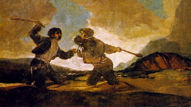 Spaemann: sobre la coacción en Hobbes y Aristóteles